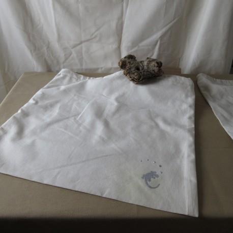 Sac toile épaisse coton flocage logo Asacrea DAC001002