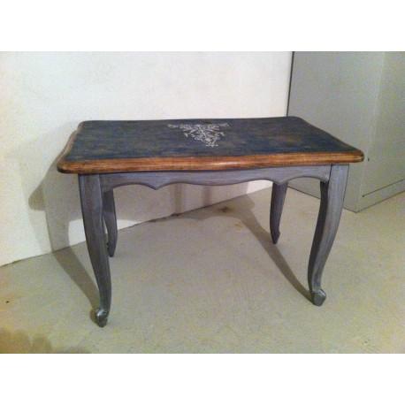 Table basse customisée style table de jeux MTA004001